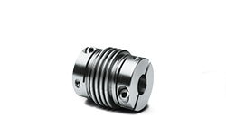 Torsion Stiff Metal Bellow Couplings